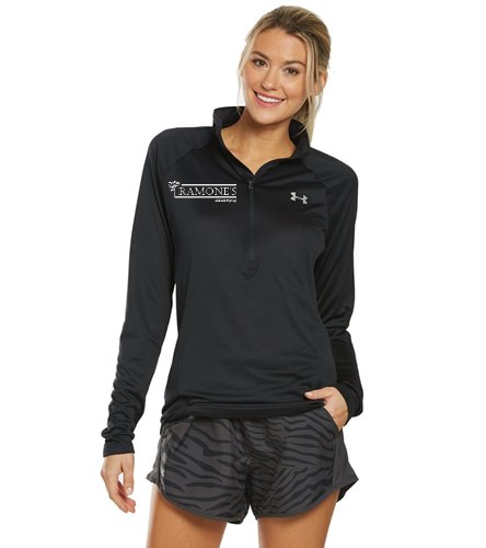 Under Armour Women's UA Tech Half Zip Long Sleeve