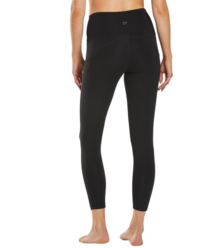 Everyday Yoga High Waisted Go-To Pocket 7/8 Leggings 25