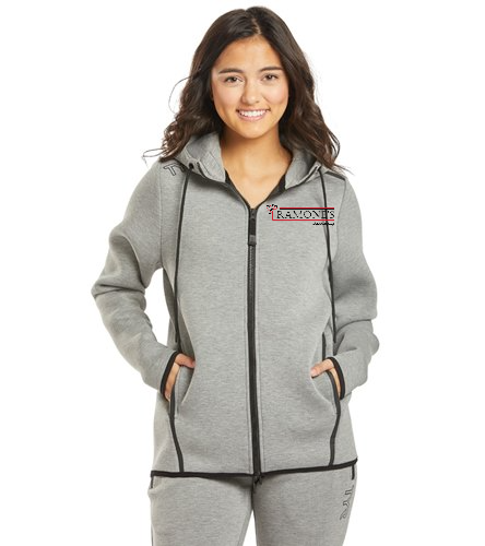 TYR Women's Elite Team Full Zip Hoodie