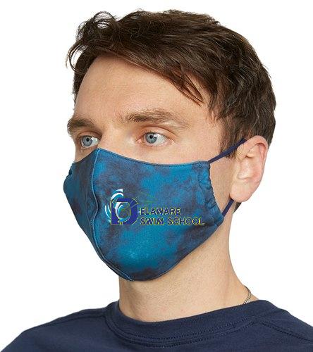 Everyday Yoga Tie Dye Face Mask