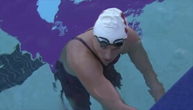 Katie Ledecky - Arena Performance of the Month for June 2018