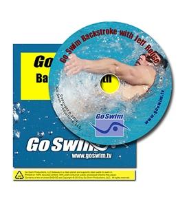 Go Swim Backstroke with Jeff Rouse