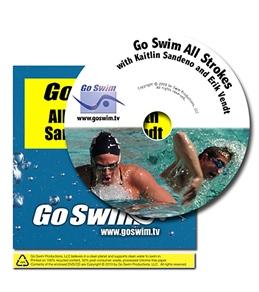 Go Swim All Strokes with Kaitlin Sandeno and Erik Vendt