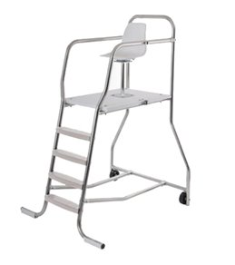 SR Smith 6' Vista Moveable Guard Chair
