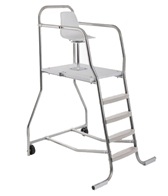 SR Smith 8' Vista Moveable Guard Chair