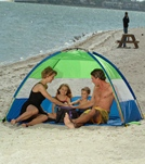beach tents  canopies