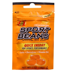Jelly Belly Orange Sport Beans