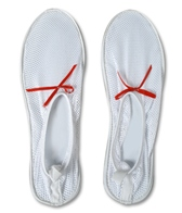 Creative Sunwear Women's White Nylon Mesh Shoe