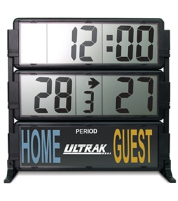 Ultrak Water Polo Scoreboard with Period and Possession Arrow