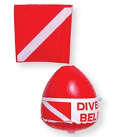 ScubaMax Inflatable Dive Float