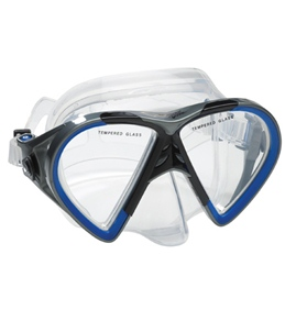 Speedo Blue Hyperfluid Mask