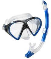 Speedo Hyperfluid Mask and Snorkel Set