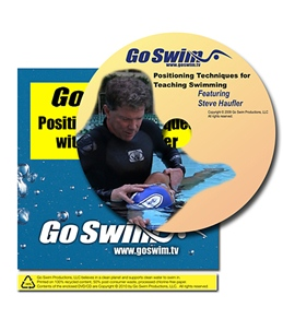 Go Swim Positioning Techniques for Teaching Swimming