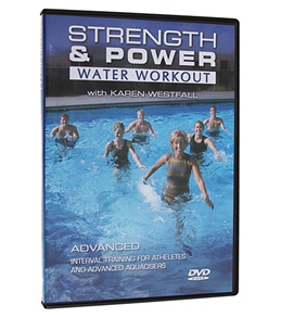 Water Works The Strength and Power Water Workout DVD