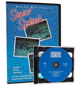 Water Works Senior Splash DVD + CD