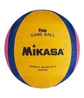 Mikasa Women's Size 4 Official FINA Water Polo Game Ball