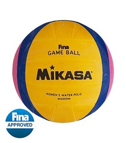 Mikasa Women's Size 4 Official FINA Water Polo Game Ball