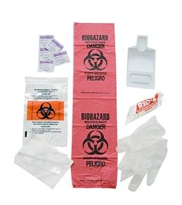KEMP Lifeguard Body Fluids Kit