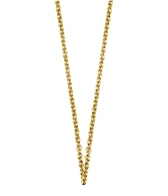Sports Collection Jewelry Gold Plated Sterling Silver Necklace
