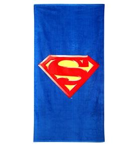 JP Imports Superman Shield Beach Towel
