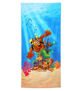JP Imports Scooby-Doo Scuba Beach Towel