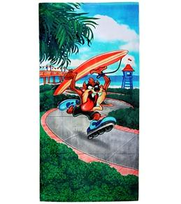 JP Imports Taz Surf Beach Towel