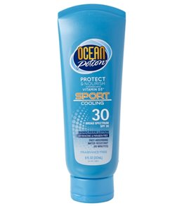 Running Sunscreen Skincare