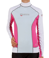 Mares Women's Trilastic Pink Long Sleeve