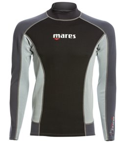 Mares Men's Thermo Long Sleeve 0.5mm Rashguard
