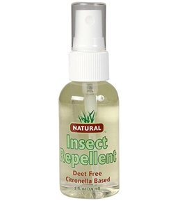Rocky Mountain Sunscreen Labs Natural Citronella Insect Repellent 2oz