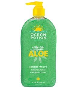 Ocean Potion 100% Pure Aloe Vera Gel 20.5 oz