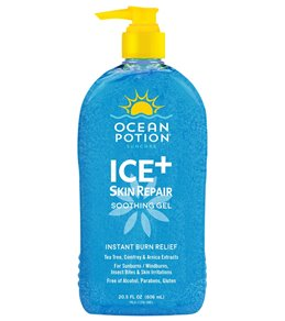 Ocean Potion Instant Burn Relief Ice 20.5 oz