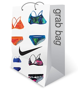 Nike Swim Two Piece Swimsuit Grab Bag Assorted Colors