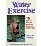 water aerobics training books  dvds