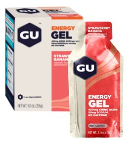 GU Energy Gel (8 Pack)