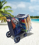 beach carts  wagons