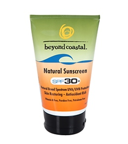 Beyond Coastal  SPF 30+ Sunscreen (4 oz)