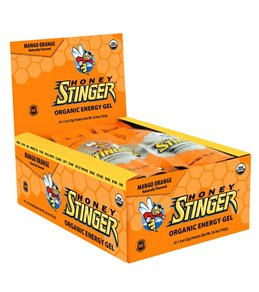 Honey Stinger Organic Energy Gels (24 Pack)
