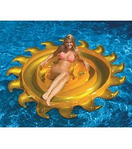 Swimline SunFloat Island Lounger
