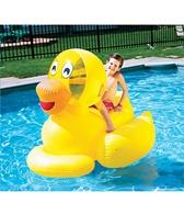 Swimline Giant Ducky Ride-On Pool Float