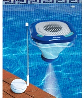 Swimline Pool-Tune Floating Speaker Light
