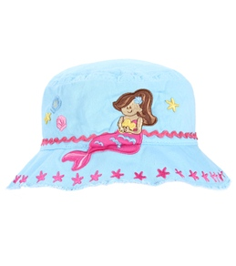 Stephen Joseph Kids' Mermaid Bucket Hat
