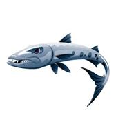H2O-Toos Swim Tattoos Barracuda-Gray/white