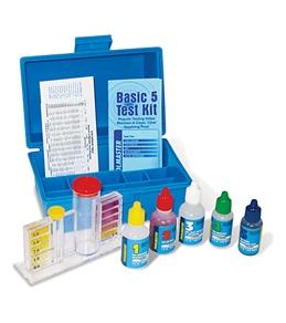 Basic 5 Test Kit with Case