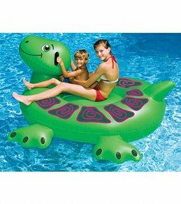 Swimline Giant Turtle Ride-On Pool Float
