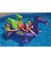 Swimline Sea Dragon Giant Ride On Pool Float