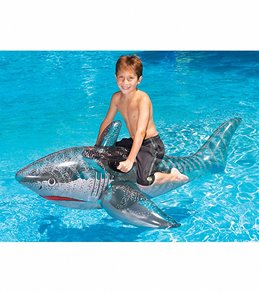 Swimline Inflatable Pool Shark Ride On