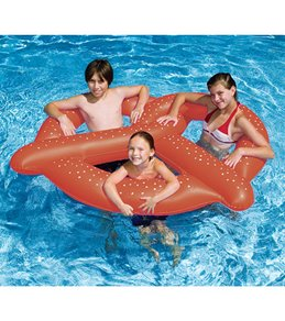 Swimline Giant Pretzel Inflatable