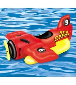 Swimline SeaRaider Sea Plane Ride-On Pool Float