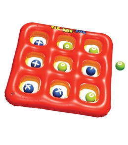 Swimline Tic-Tac-Toe Inflatable Toss Game